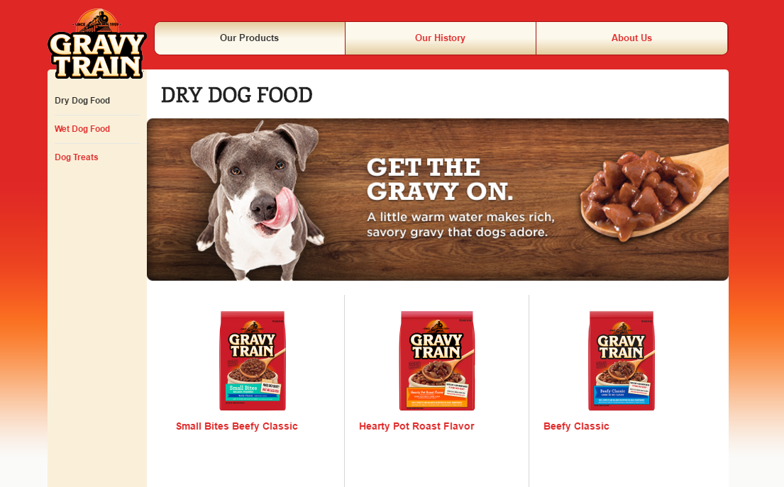 Gravy Recipe For Dry Dog Food